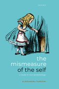 Cover for The Mismeasure of the Self