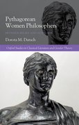 Cover for Pythagorean Women Philosophers