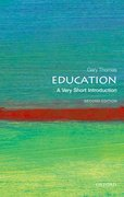 Cover for Education: A Very Short Introduction