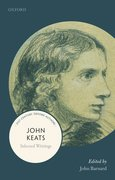 Cover for John Keats