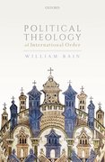 Cover for Political Theology of International Order