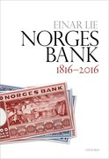 Cover for Norges Bank 1816-2016