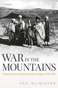 Cover for War in the Mountains