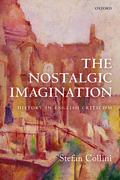 Cover for The Nostalgic Imagination