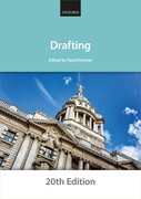 Cover for Drafting