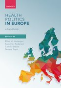 Cover for Health Politics in Europe