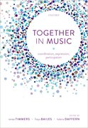 Cover for Together in Music