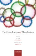 Cover for The Complexities of Morphology