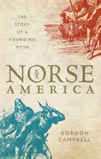 Cover for Norse America - 9780198861553