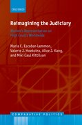 Cover for Reimagining the Judiciary