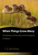 Cover for When Things Grow Many