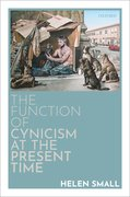 Cover for The Function of Cynicism at the Present Time