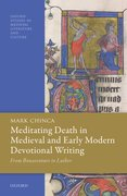 Cover for Meditating Death in Medieval and Early Modern Devotional Writing