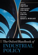 Cover for The Oxford Handbook of Industrial Policy