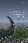 Cover for Competition Law in Developing Countries