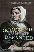 Cover for Debauched, Desperate, Deranged