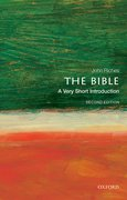 Cover for The Bible: A Very Short Introduction