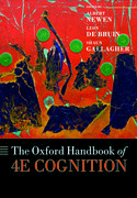 Cover for The Oxford Handbook of 4E Cognition