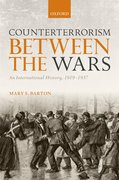 Cover for Counterterrorism Between the Wars