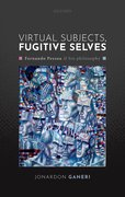 Cover for Virtual Subjects, Fugitive Selves