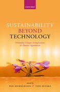 Cover for Sustainability Beyond Technology