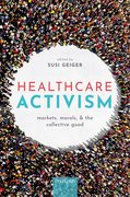 Cover for Healthcare Activism