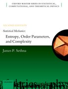 Cover for Statistical Mechanics: Entropy, Order Parameters, and Complexity