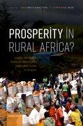 Cover for Prosperity in Rural Africa?