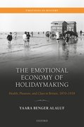 Cover for The Emotional Economy of Holidaymaking
