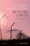 Cover for Global Migration beyond Limits