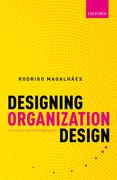 Cover for Designing Organization Design
