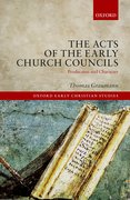 Cover for The Acts of Early Church Councils Acts