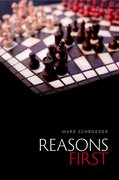 Cover for Reasons First