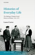 Cover for Histories of Everyday Life