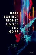 Cover for Data Subject Rights under the GDPR