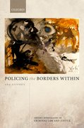 Cover for Policing the Borders Within