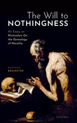 Cover for The Will to Nothingness