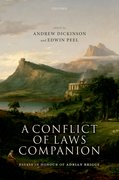 Cover for A Conflict Of Laws Companion