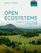 Cover for Open Ecosystems - 9780198869306