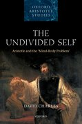 Cover for The Undivided Self