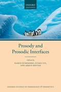 Cover for Prosody and Prosodic Interfaces