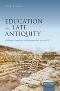 Cover for Education in Late Antiquity