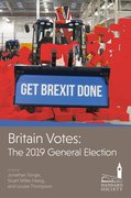 Cover for Britain Votes: The 2019 General Election