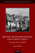 Cover for Britain and International Law in West Africa