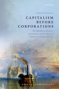 Cover for Capitalism Before Corporations