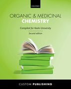Cover for Keele: Organic & Medicinal Chemistry 2e