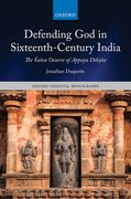 Cover for Defending God in Sixteenth-Century India - 9780198870616