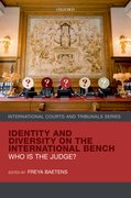 Cover for Identity and Diversity on the International Bench