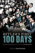 Cover for Hitler's First Hundred Days - 9780198871125