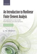 Cover for An Introduction to Nonlinear Finite Element Analysis Second Edition - 9780198871392
